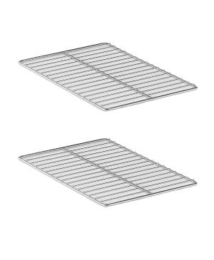 Pair-stainless-steel-grids