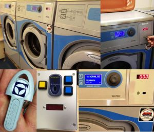 Key Operated Laundry Solution 2