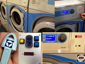 Key Operated Laundry Solution 3