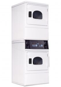Ipso ILC98 Stacked Dryer 2x9.5kg