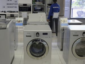 Samsung Commercial Laundry Equipment Addition 1